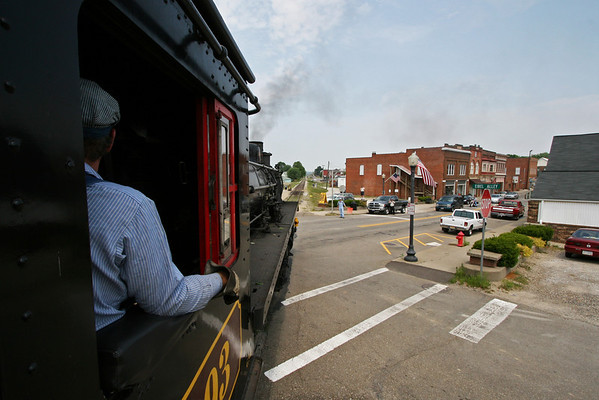 Ohio Central Steam