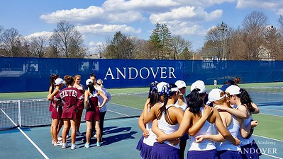 GV Tennis vs. Exeter