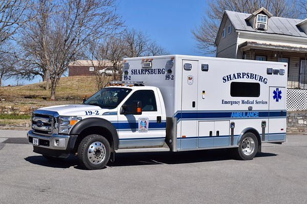 Station 19 - Sharpsburg Area EMS