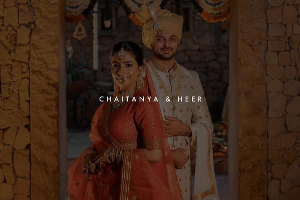 Chaitanya and Heer | Ahmedabad