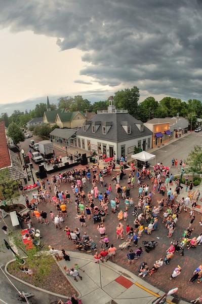 Zionsville Street Dance
