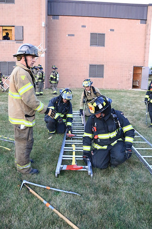 Ladders  October 2  & 4, 2017
