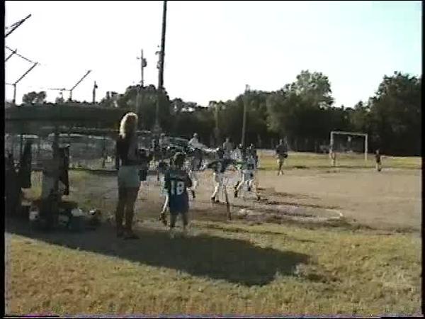 DJ - Baseball Game - July'03 - Part 1 of 2