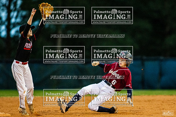 3-1-21 White Knoll vs Westwood B-Team Baseball