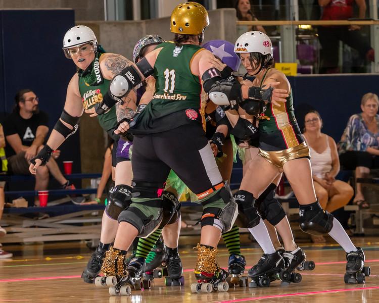 06/15/2019 AZRD Phantoms vs Rollers ©Keith Bielat
