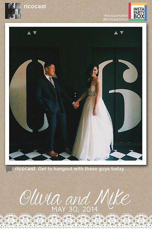 Olivia & Mike's Wedding