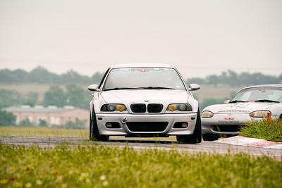 92 Silver BMW