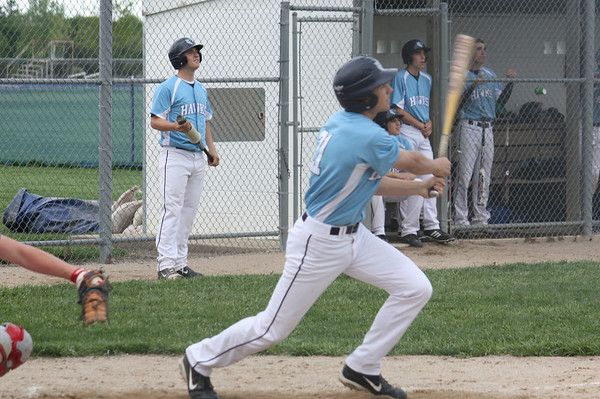 Varsity Baseball '10
