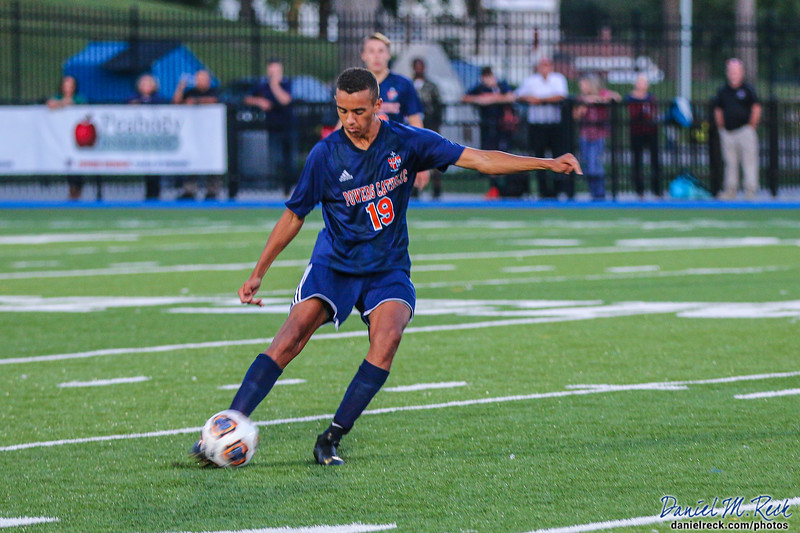Chargers Boys Soccer vs. Detroit Country Day at Atwood Stadium