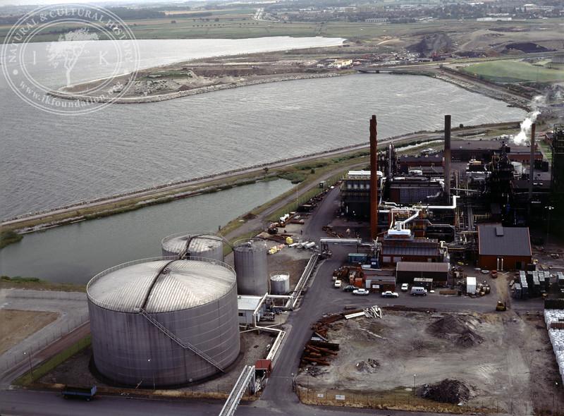 Malmö sewage-treatment plant (1990) | PH.0015