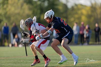 Boys Varsity Lacrosse at SAAS