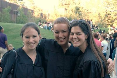 Wellesley Convocation, September 2005
