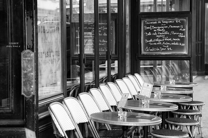 Paris Cafe Dining
