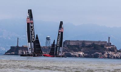 AC34 LV Final Race 4&5
