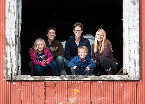 Newcombe Family