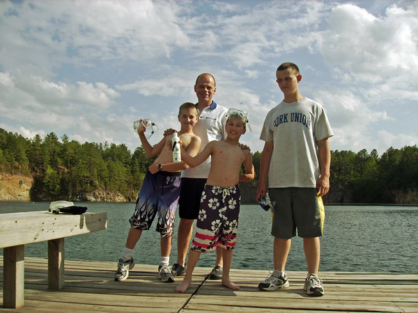 SCUBA: Certification at Lake Rwalings Part II