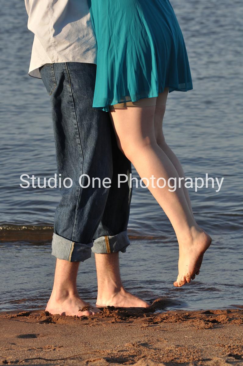 Amanda and Rob Bruening