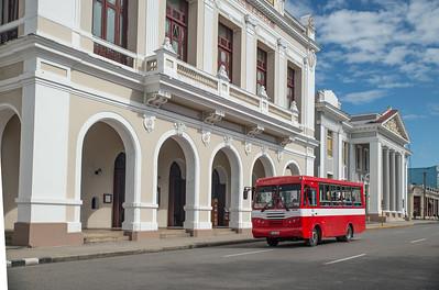 The Doors of Cienfuegos, Cuba
