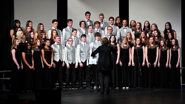 FWC Band, Choir & Orchestra Concert 12-10-2018