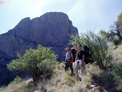 Baboquivari Peak - Apr '05