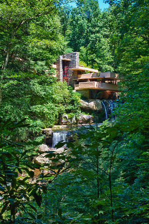 Fallingwater, Kentuck Knob & Ohiopyle State Park