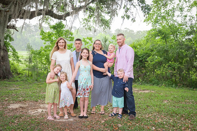 Williamson Family, Spring 2019