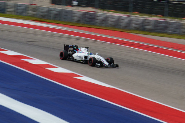 2017 F1: Austin