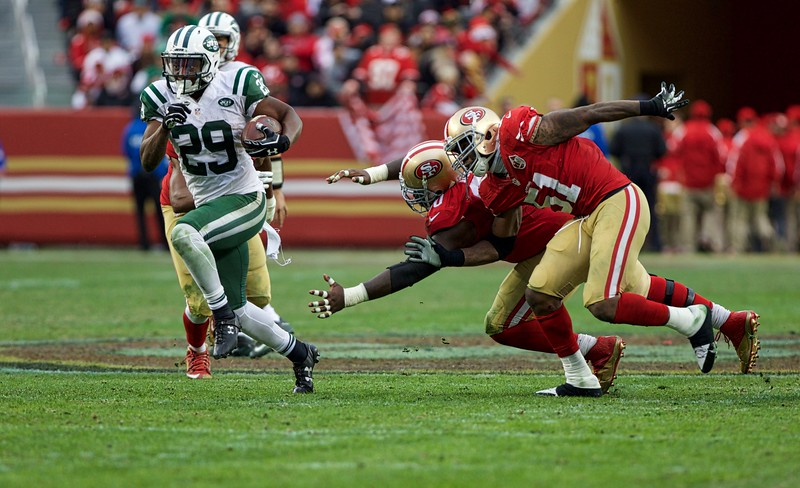 NY Jets at SF 49ers  2016-12-11