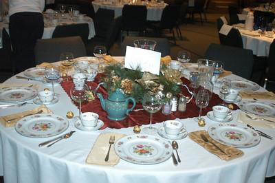 Christmas Tea 2006