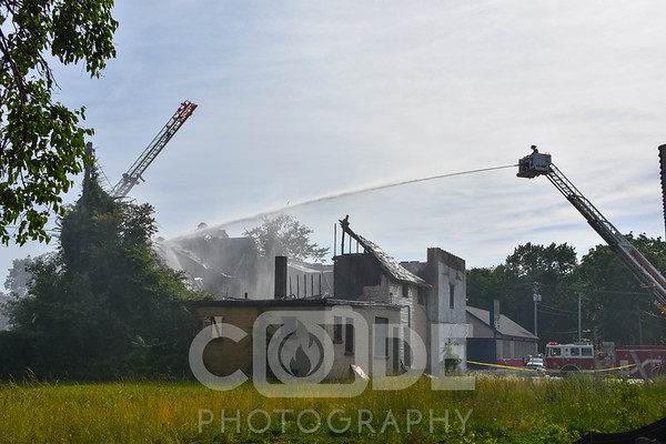 Commercial/House Fire (6/11/17)
