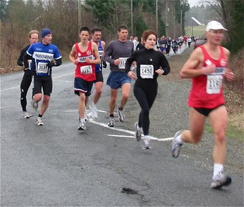 2003 Cedar 12K - Bob Janicki Leads Yet Another Pack