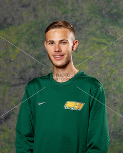 Men's Soccer Headshots 18-19