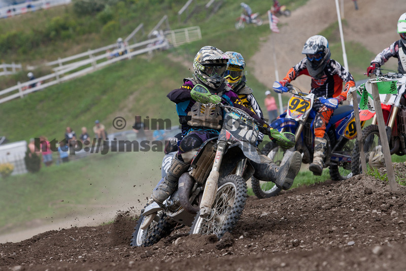 Round 8, District 6 Ultimate MX Series & District 3/CNYMRA Double Points Race, Broome-Tioga Sports Center 08-21-2011