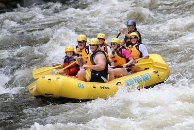 Whitewater Rafting 2015