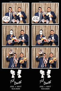 Jose + Navit Wedding 2020