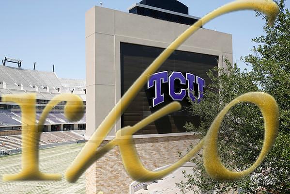 TCU 2012-13 Calendar Choices