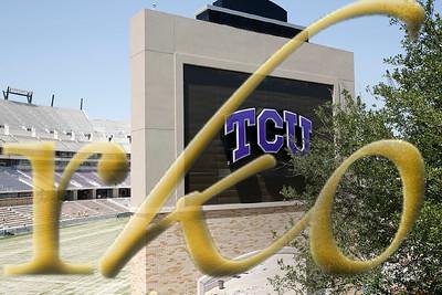 Texas Christian Football Images