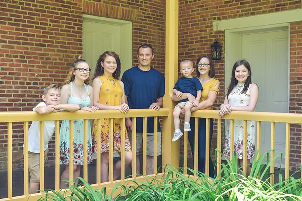 Hayes Family Portraits 2019