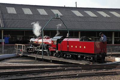 Romney, Hythe & Dymchurch Railway