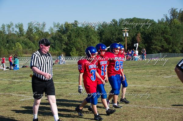 7th Grade New Hope VS Eastbrook 7 Sept 2010