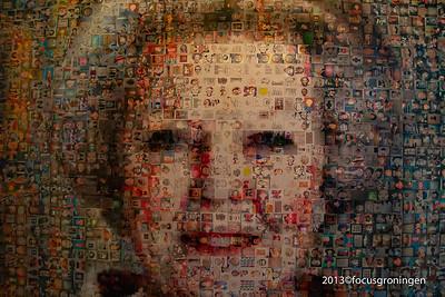 Apeldoorn Paleis het Loo Beatrix portretten