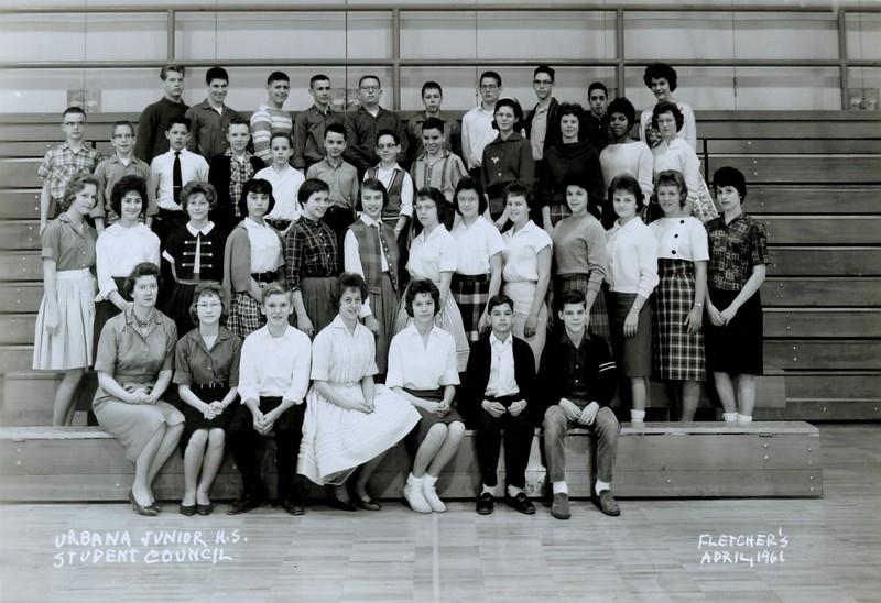 UJHS Student Council 61