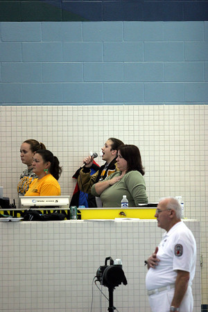Swimming/Diving county Meet 05-06