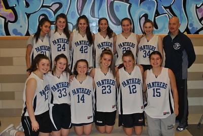 FHS Girls Basketball 2018-2019