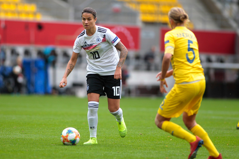 Germany - Ukraine - UEFA Women's EURO 2021 qualifying