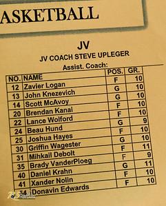 JV boys