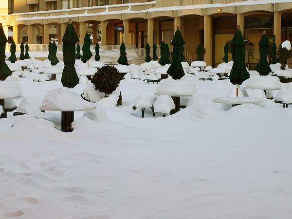 After Snowmageddon