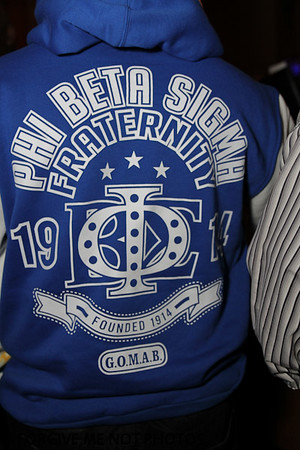 Kola Phi Beta Sigma Fraternity Inc  Founders Day Party 1-9-2015