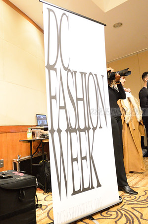 Day 1 - Opening Night - DC Fashion Week 2016 Autumn / Winter Collections - DCFW