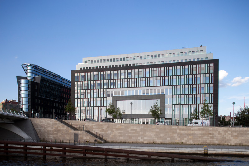Federal Press Conference building, Berlin, Germany